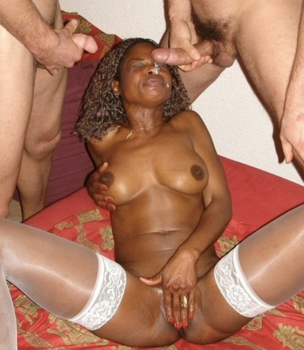 Black dick penetrated in park story the