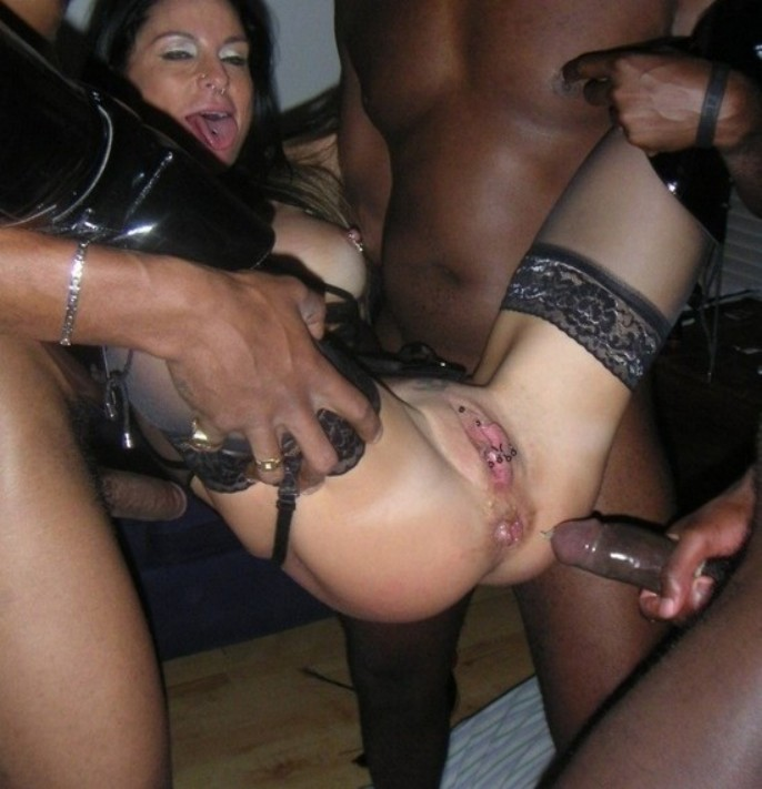 black twin sisters getting fucked