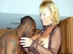 black cock cunt stretch white wife