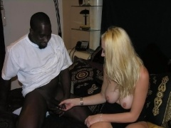 white wife fucking black man story