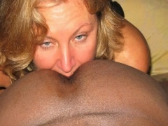 2 black girls sucking dick
