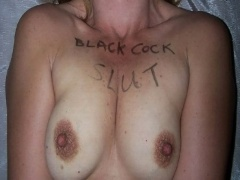 sucks big black cock