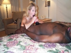 hot white wife black cock