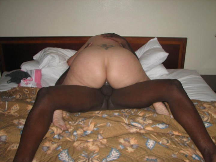 interracial ass gape