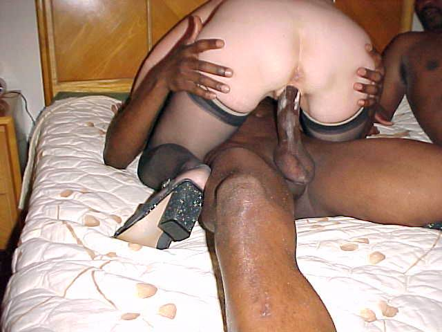 black cocks fucking little