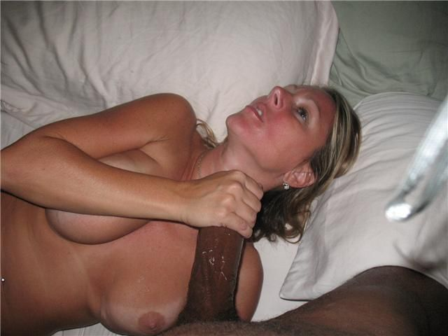 shy wife interracial