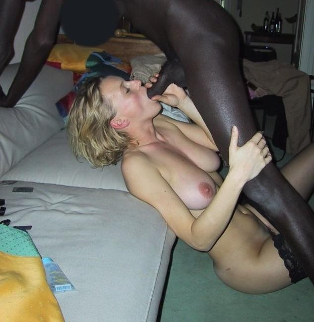 white dick black sluts