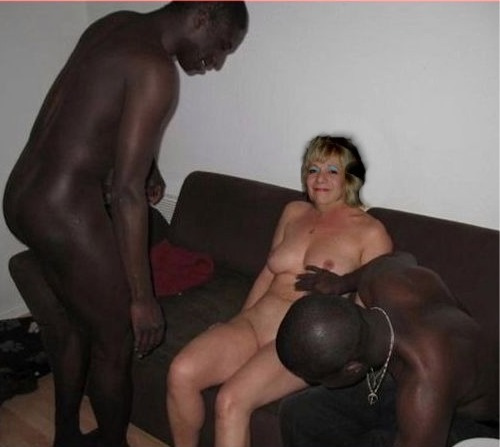 black dick loving white wife young