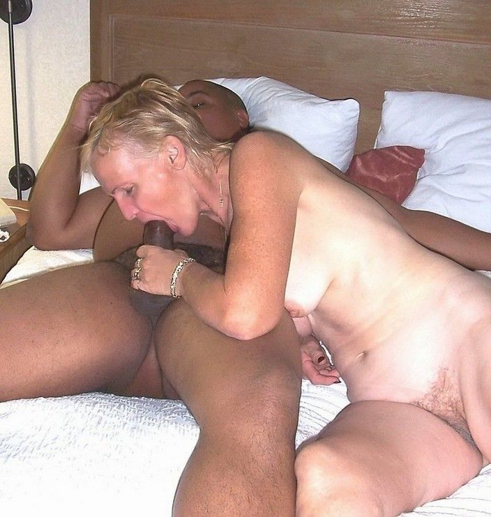wife sucks off black cocks