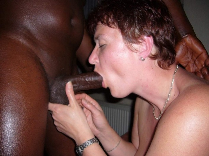 wife slut for black dick