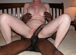 black cock huge interracial sex