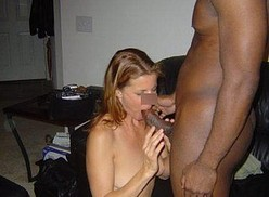 black cock guy sucking