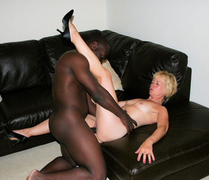black fuck blond gallleries