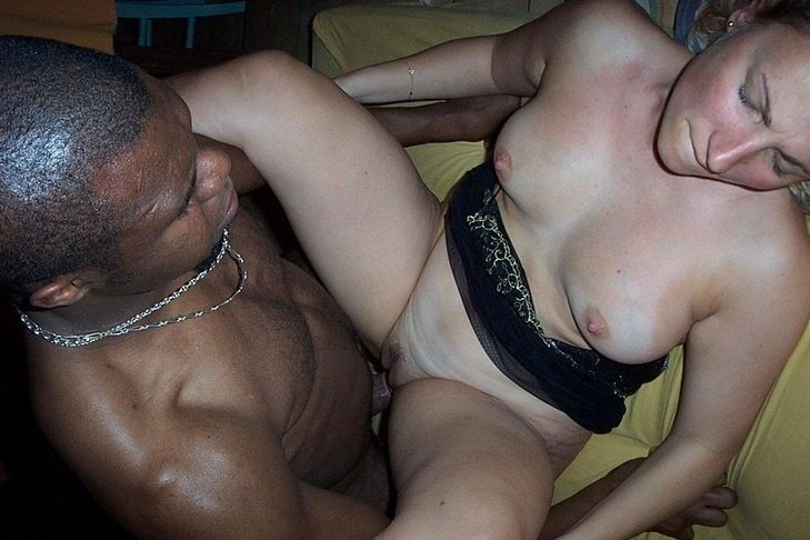 granny interracial ass
