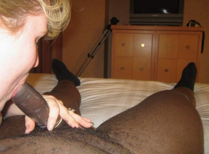 white meat and black pussy