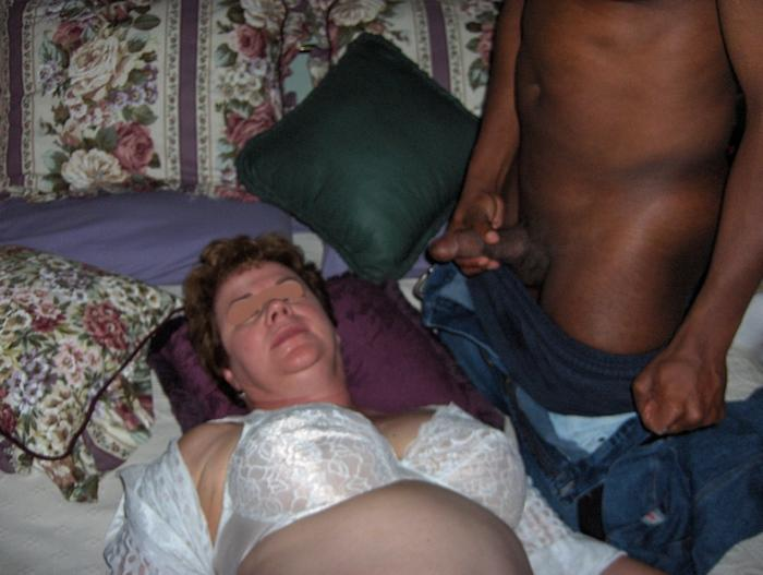 free double penetration interracial clip
