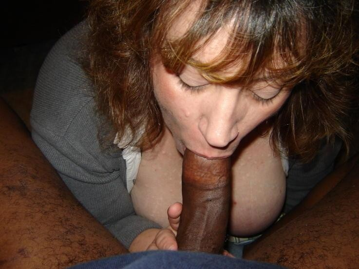 black dick in old pussy