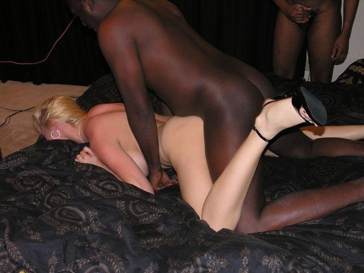 young black girls fucking white dicks
