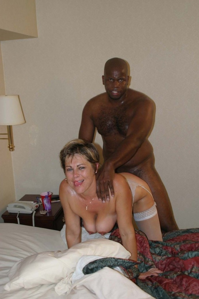 cheerleader milf doggystyle interracial panties