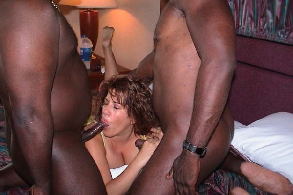 Mama fucks a black man
