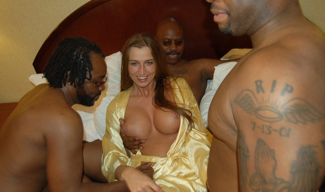 Wife love big black dick