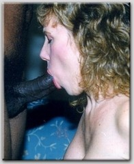 unbelievable deepthroat on black cocks