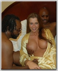 interracial wife cheating